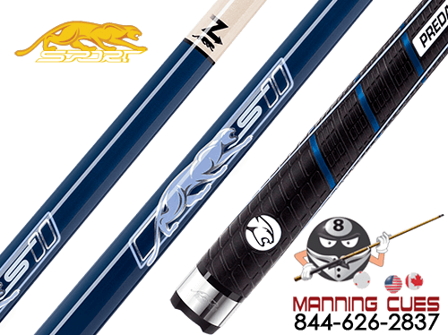 Predator Sport2 Stratos Pool Cue with Wrap