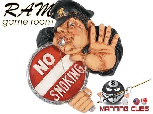 No Smoking Constable