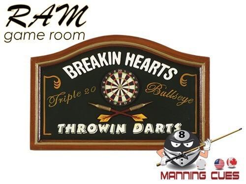 Breakin Hearts, Throwin Darts
