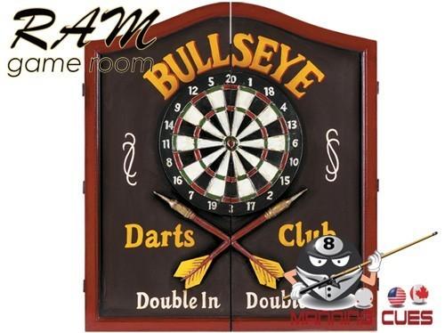 Bullseye Dart Cabinet