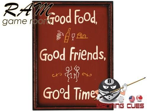 Good Food, Good Friends, Good Times
