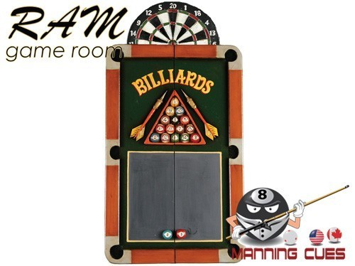 Billiards Dart Cabinet