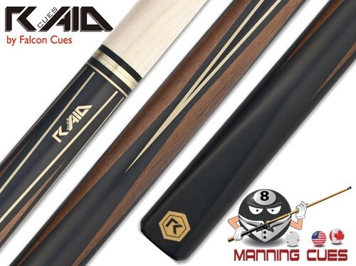Raid RS-32 Snooker Cue 3/4 shaft