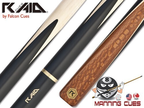 Raid RS-33 Snooker Cue 3/4 shaft