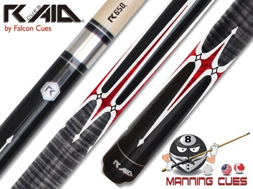 Raid SR-05 Spear Pool Cue