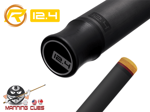 Predator Revo 12.4mm Shaft - Radial Joint