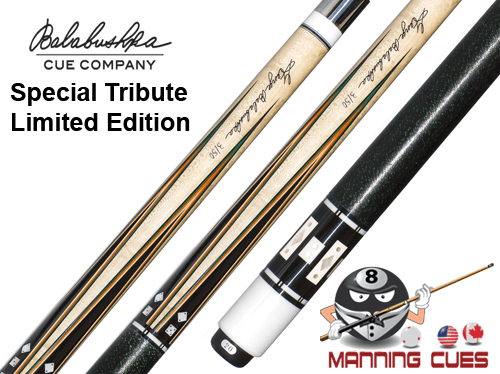 "GEORGE BALABUSHKA SLE2-A #4 SPECIAL LIMITED ""TRIBUTE"" EDITION"