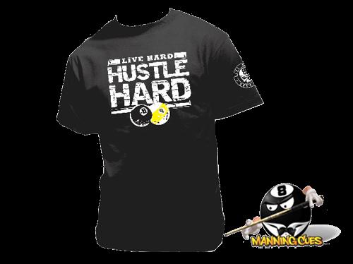Live Hard Hustle Hard Tee