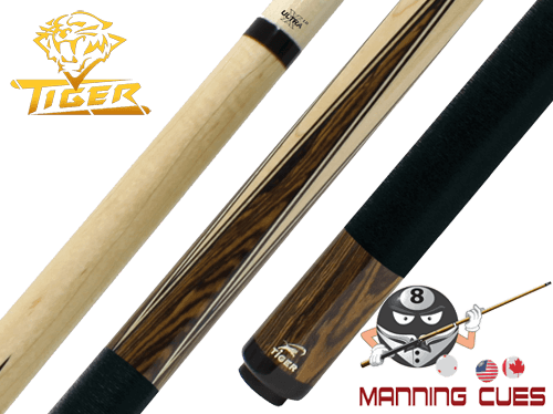 Tiger Sneaky Pete TH-1 With Wrap Pool Cue