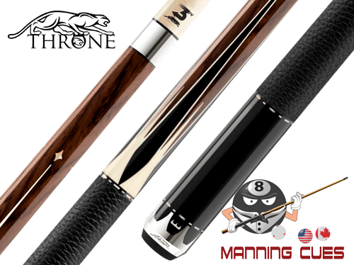 Predator Throne 2-1 Pool Cue - New From A Draw Save $130