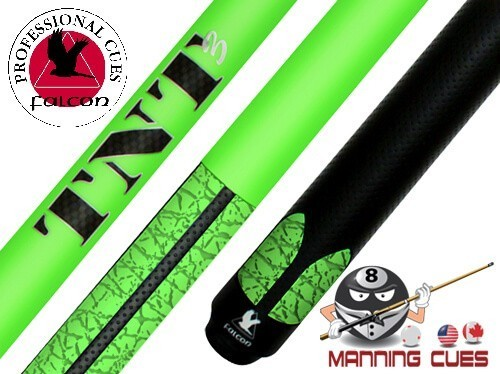 Falcon TNT3 Green Break Cue