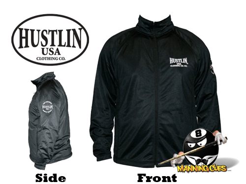 Hustlin Warm-up Track Jacket