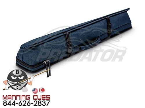 Predator Urbain Blue 2B/4S Hard Case