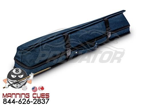 Predator Urbain Blue 2B/4S Soft Case