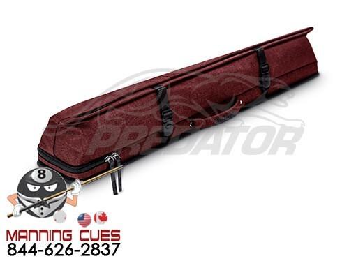 Predator Urbain Red 2B/4S Hard Case