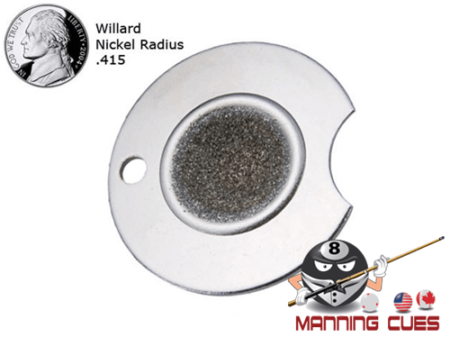 Willard Pro Nickel Shaper