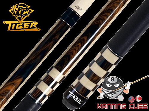 Tiger X2-4W Series Pool Cue