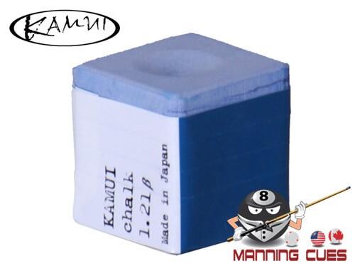 "Kamui 1.21B ""Beta"" Pool Chalk 1 Cube (4 colors)"