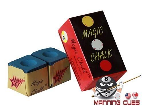 Magic Chalk made in Russia - 2 Cube Box