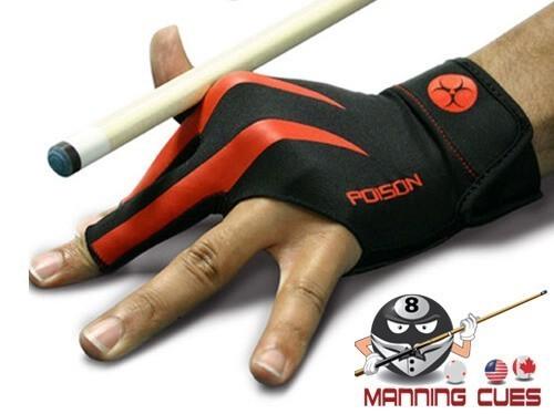 Poison Billiard Glove