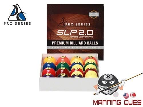 Pro Series SLP 2.0 Premium Pool Ball Set