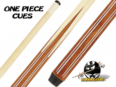"Players One-Piece 58"" Cue"