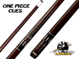 "Fiberglass Havoc 3 52"" One-Piece Cue"