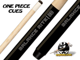 "Balance Rite 30"" One-Piece Shorty Cue"