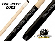 "Balance Rite 48"" One-Piece Shorty Cue"
