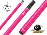 Scorpion Pink Break Cue