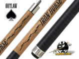 Outlaw Break Cue Iron Horse