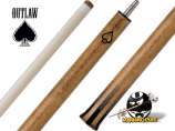 Outlaw Jump Cue Bullet