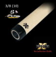 PRO-X® No Deflection Shafts-3/8 (10)