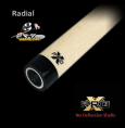 PRO-X® No Deflection Shafts - Radial