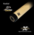 ULTRA-X Performance Shafts- Radial