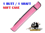 McDermott Shooters Pink 1B/1S Soft Case