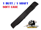 McDermott Black 1B/1S Soft Case