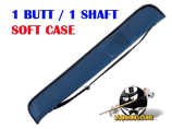 Pro Series 1 butt/1 shaft Blue soft case