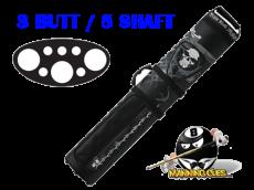Eight Ball Mafia 3B/5S Black Hard Case