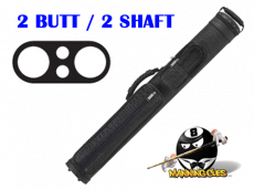 Elite 2B/2S Leatherette Hard Case