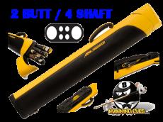 Predator Sport 2B/4S Yellow hard Case