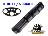 Pro Series 3B/5S Classic Black Hard Case