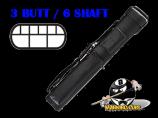 Pro Series 3B/6S Black Oval Hard Case