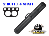Pro Series 2B/4S Black Lizard Hard Case