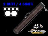Pro Series 2B/4S Brown Lizard Hard Case