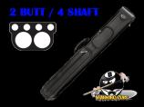 Pro Series 2B/4S Grey Lizard Hard Case