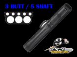Pro Series 3B/5S Black Lizard Hard Case