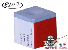 "Kamui 0.98B ""Beta"" Pool Chalk 1 Cube (4 colors)"