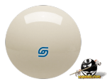 Aramith Blue Logo Cue Ball
