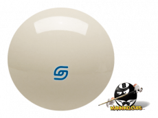 Aramith Blue Logo Cue Ball